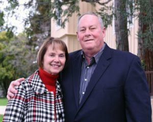 Judy & Roger Haughton - Secretary & Vice President