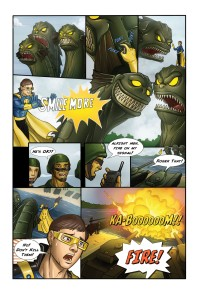 Page 13 Comic #3 section 3